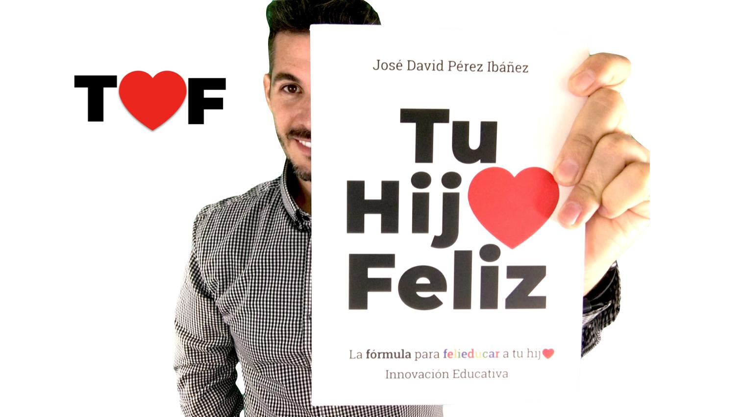 José David Pérez, autor del libro Tu hijo feliz (tuhijofeliz.com) 3