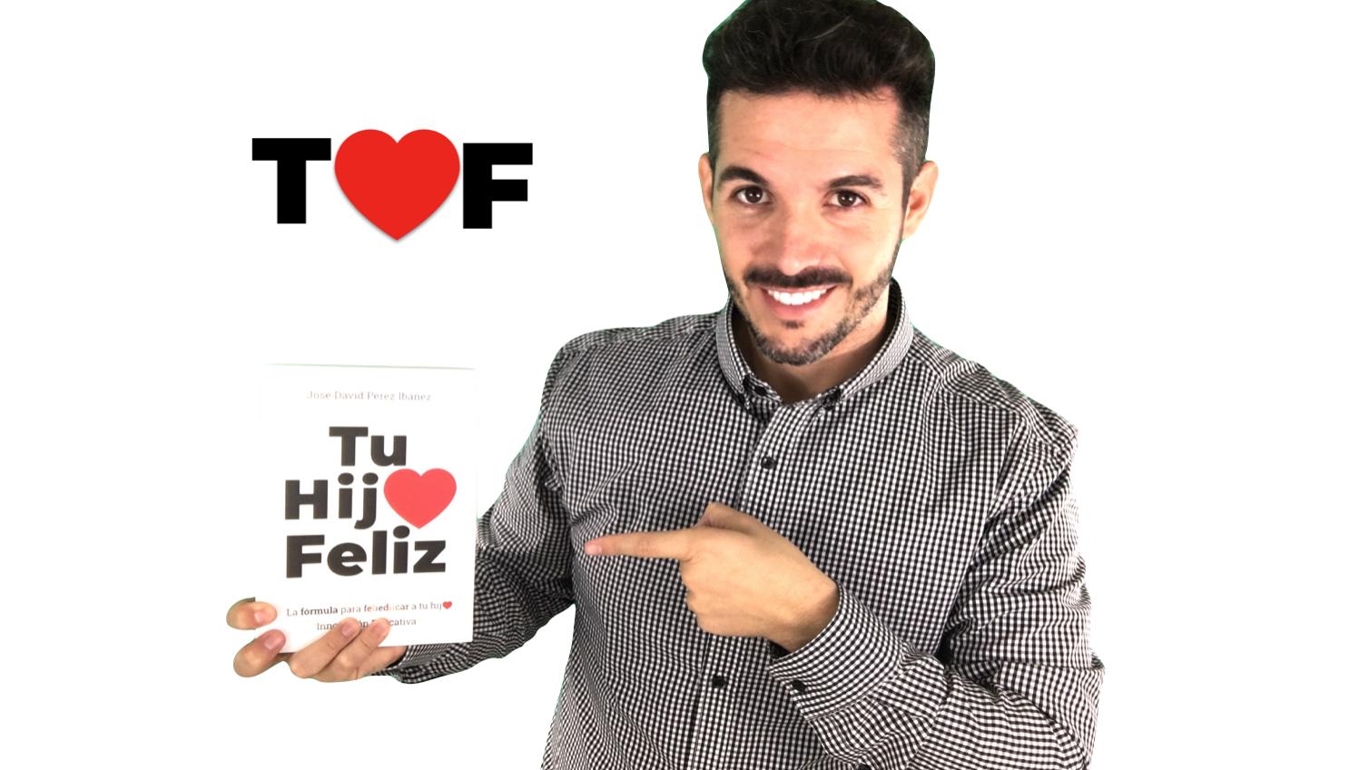 José David Pérez, autor del libro Tu hijo feliz (tuhijofeliz.com) 2